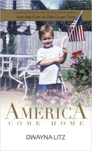 America Come Home book cover